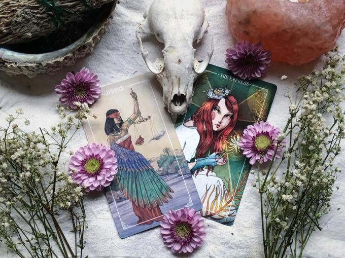 Online Tarot Reading – The Heathen Mama